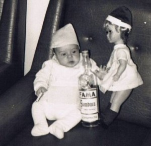 1969, festa a casa di Brian Jones
