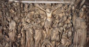 ACETO LEGIONARIO Nicola Pisano, Crocifissione, 1265-1268