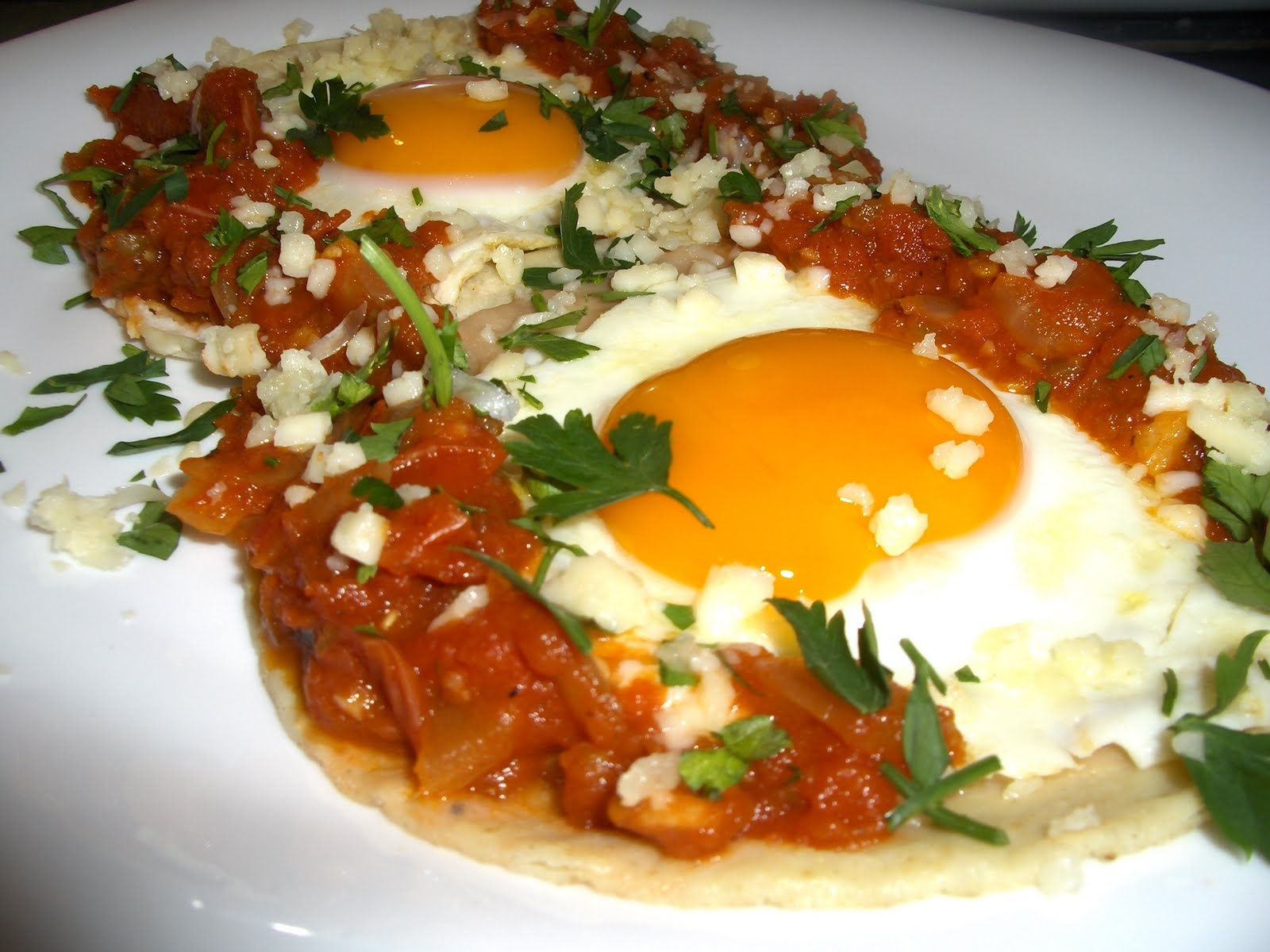 Huevos Rancheros, colazione californiana o messicana ...