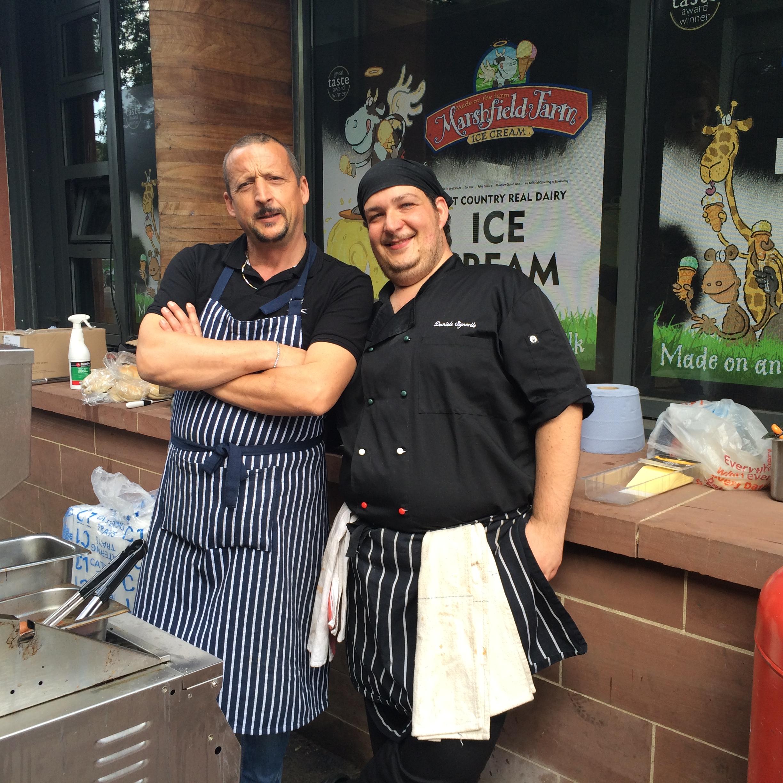 Intervista a Daniele Signorile, cuoco a Liverpool