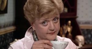 Angela Lansbury thé