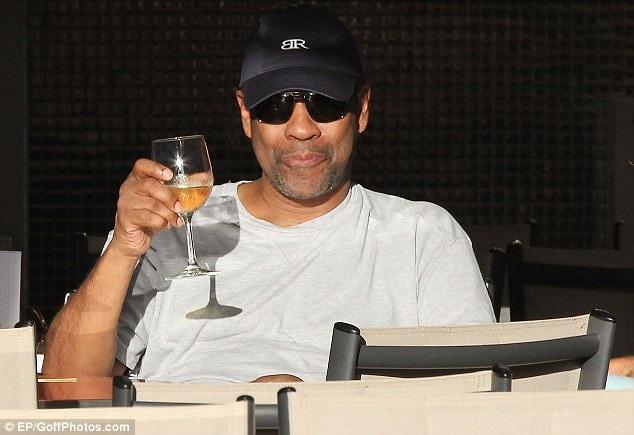 Denzel Washington vino