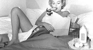 Marylin colazione letto