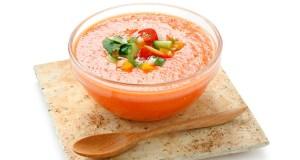 la zuppa che venne dal frigo gazpacho